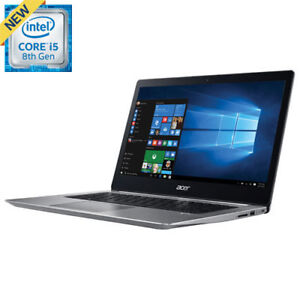 """Acer Swift 3 14"""" Laptop - Silver"""
