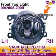 Vauxhall Vectra Fog Lights