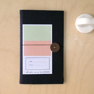 New-Photo-album-Instax-Mini-Polaroid-Name-card-livework-Black