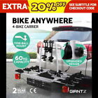 4 Bike Capacity Towbar Mounts Bicycle Racks