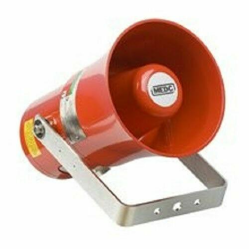Cooper Wheelock DB4BULG870N2CPNR Explosion Proof Speaker, 8 Watt