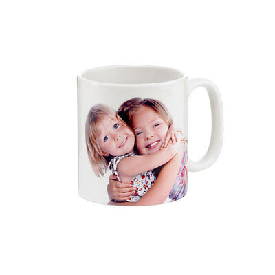 Heat Transfer Paper For Mugs N More 8.5x11 10 Sheets.