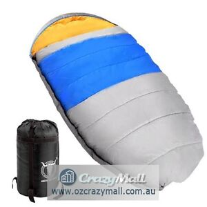 King Size Sleeping Bag Thermal Pebble Design Camping XL Sydney City Inner Sydney Preview