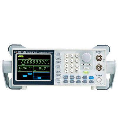 Instek Afg-2125 Arbitrary Function Generator 25mhz