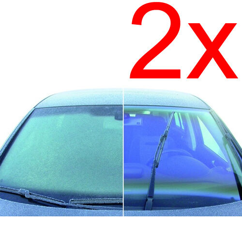 2 x auto anti fog spray demister window car van defroster windscreen cleaner new ebay. Black Bedroom Furniture Sets. Home Design Ideas