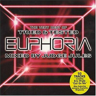 The Very Best of Tried and Tested Euphoria: Mixed By Judge