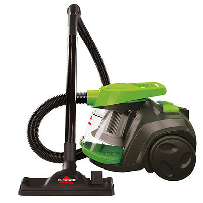 BISSELL Zing Bagless Corded Canister Carpet & Hard Floor Vacuum | 1665 NEW!
