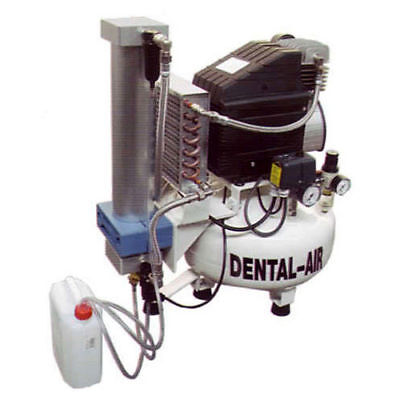 Silentaire Da-1-24-57 Dental Air Compressor With Dryer