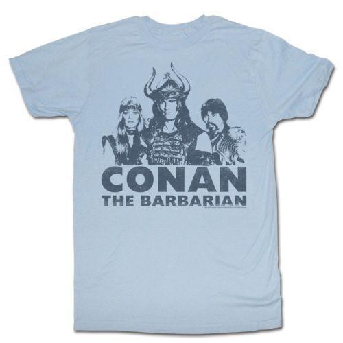 0542b4cc359 Conan The Barbarian Shirt