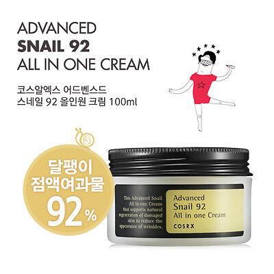 [Cosrx] Advanced Snail 92 All In One Cream 100ml