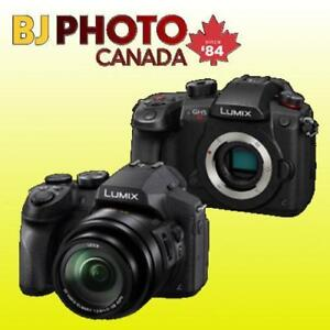 BRAND NEW! PANASONIC FZ80 / GH5S / LX10 AND MORE - KITS WITH FULL WARRANTY