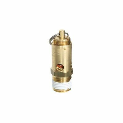 American Made Asme 12 Npt Air Compressor Safety Relief Valve 140 Psi