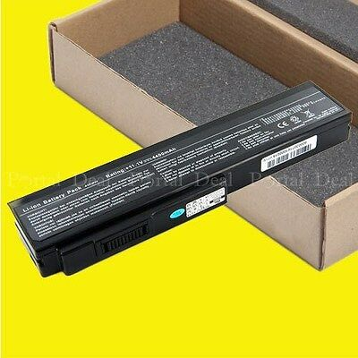 Battery For Asus G50 G51 L50 G60 A32-m50 A33-m50 A32-x64 ...
