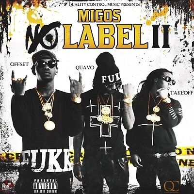 Migos  No Label 2   Official Mix Cd     Hot