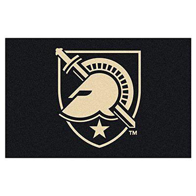 (FANMATS NCAA US Military Academy Black Knights Nylon Face Starter Rug TAXFREE)