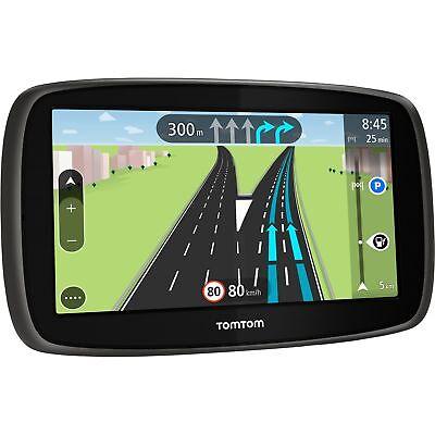 TomTom Start 62 EU, Navigationssystem