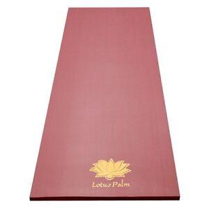 Lotus Palm Side Mat (1), and Bolsters (2) -  Thai Yoga Massage