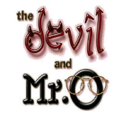 * THE DEVIL AND MR. O (OTR) OLD TIME RADIO SHOWS * 26 EPISODES on MP3 CD *