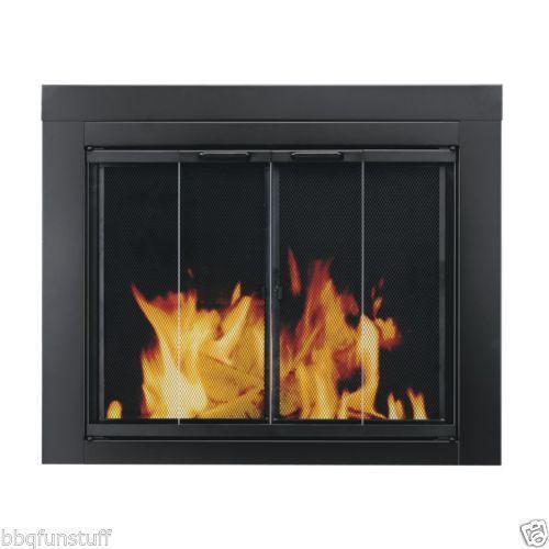 Fireplace Mesh Curtain | eBay