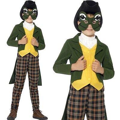 Jungen Luxus Prince Charming Maskenkostüm Kinder-Outfit Neu von Smiffys ()