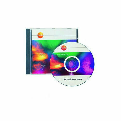 Testo 0554 1704 ComSoft Professional 4, Data Logger Software