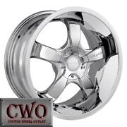 19 Mustang Wheels Chrome