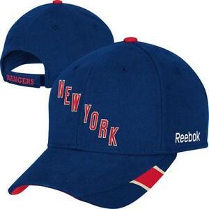 cec9f71d77b New York Rangers Adjustable Hat