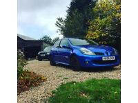 Clio 197 - Low Miles, 2 Previous Owners