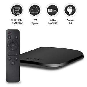 Android TV Box with 2GB Ram 16GB ROM