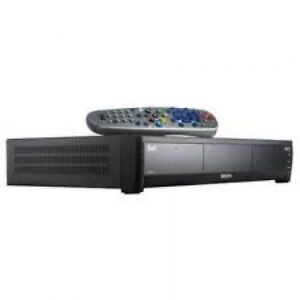 Bell Satellite Receivers (9241 & 6131) With Dish