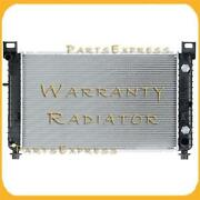 Chevy 4 Core Radiator
