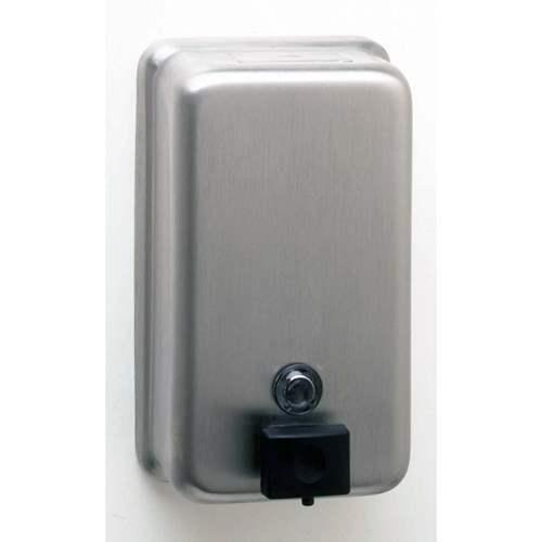 Bobrick Classic Bathroom Soap Dispenser 2111 Stainless Steel