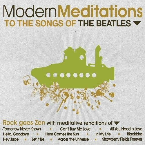Modern Meditations - Modern Meditations To The Beatles [new Cd] Ecopak - Biodegr