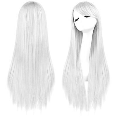 Hair Care Rbenxia 32 Womens Cosplay Wig Hair Wig Long Straight Costume - Costume Wig Care