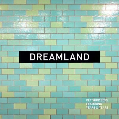 PET SHOP BOYS Featuring Years & Years: Dreamland (2019) Maxi-CD