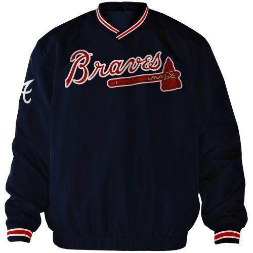 Atlanta Braves Jacket Baseball Mlb Ebay