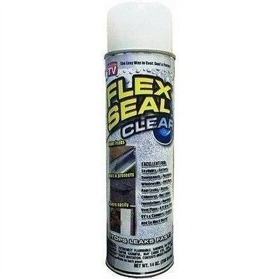 New Flex Seal Fscl20 Clear Large 14oz Jumbo Can Liquid Rubber Sealant 2178325