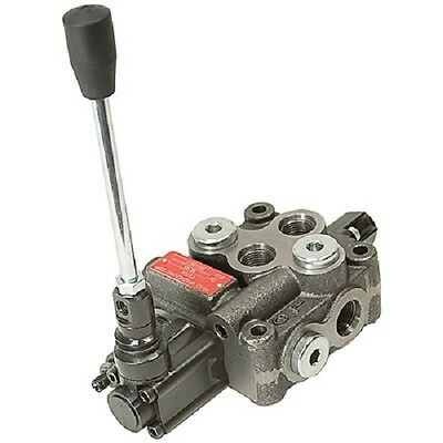 Prince Manufacturing Wolverine 1 Spool Hydraulic 4w3p Tandem Center Valve 8 Gpm