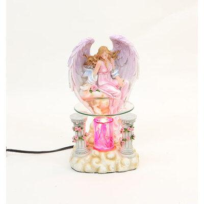 Angel Wax Tart & Oil Candle Warmer Burner Electric Polyresin