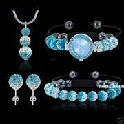 Shamballa Necklace