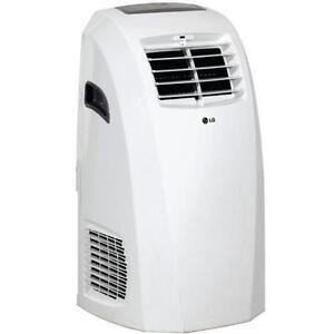 Climatiseur portable de 10 000 BTU LG ( LP1014WNR )
