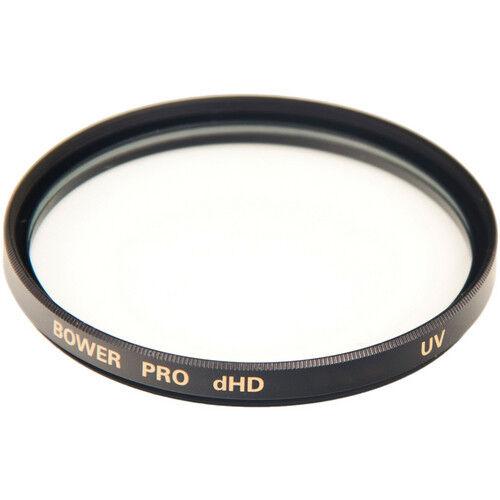 Bower 52mm Digital UV Multi Coated Lens Glass Filter