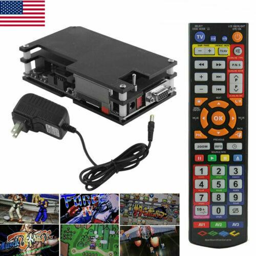 1X OSSC HDMI Open Source Scan Converter 1.6 KIt for PlayStation 2 Sega Megadrive