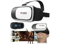 VR BOX Version 2.0 3D Google Virtual Reality Glasses | VR Google Cardboard Headset