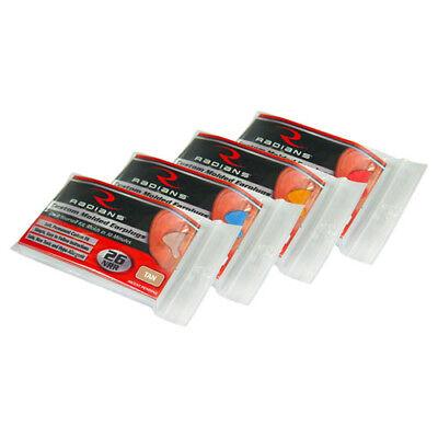 Radians Custom Molded Earplugs Orange 2-pack