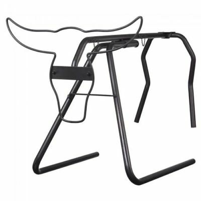 Tough 1 Collapsible Roping Dummy Roping stand bull horns NEW steer head rodeo