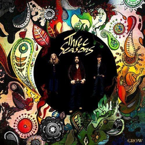 Three Seasons - Grow [New CD]