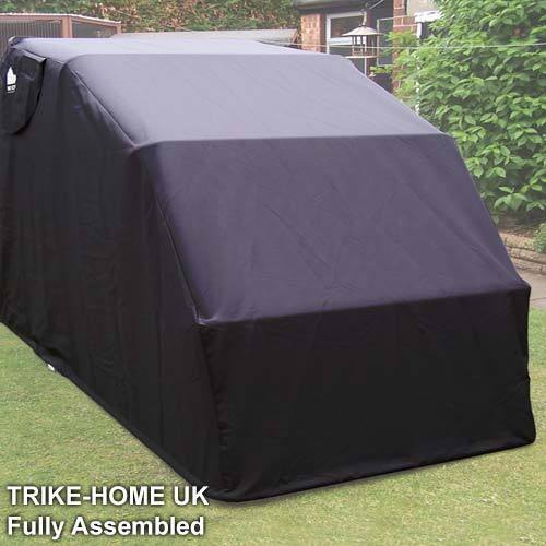 Motorbike bike cover shed moped storage garage motorcycle scooter shelter ebay - Motorcycle foldable garage tent cover ...