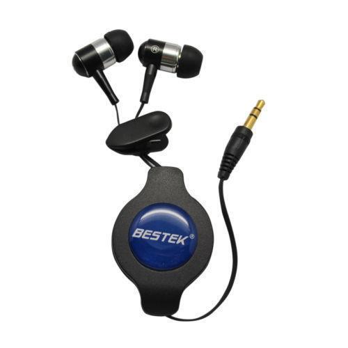 Retractable Headphones
