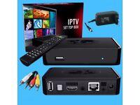 NEW IPTV Mag 254 Box